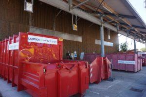 Accès limité au Parc de recyclage.