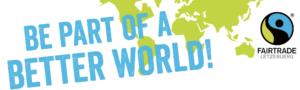 Semaines Fairtrade du 2 mai au 16 mai 2021.
