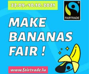 Make bananas fair!